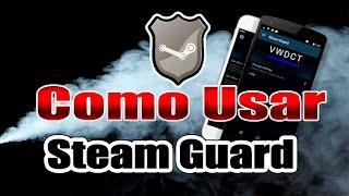 como colocar Steam Guard ou Remover