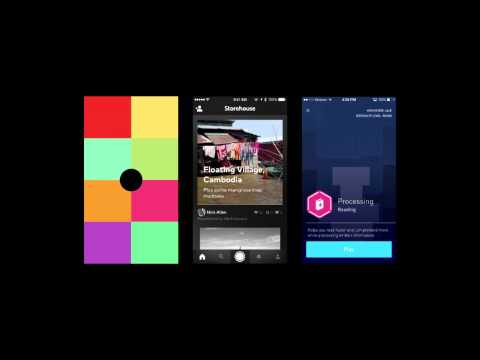 Animations & Transitions - Custom Animations In IOS - IOS Dev Scout