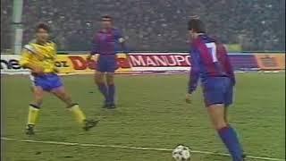 06/03/1991 Dinamo Kiev v Barcelona