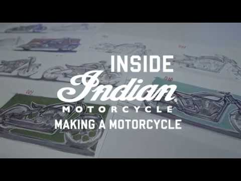 Inside Indian Motorcycle: Art & Science of Product Design - Indian Motorcycle