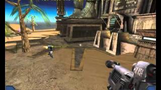 Unreal Tournament 2003 Gameplay Capture The Flag Facing Worlds 3