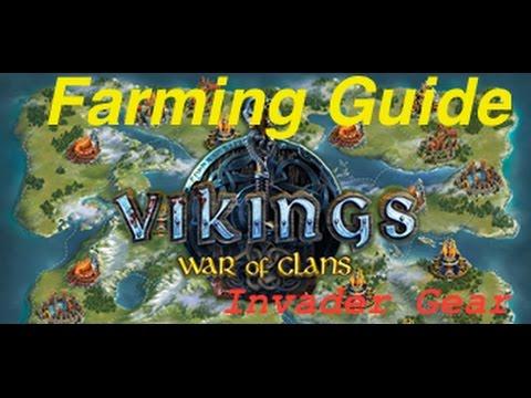Vikings War Of Clans Farming Guide Youtube