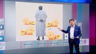 فيديو البرتقالة المخلة بالآداب يثير موجة سخرية في #عمان