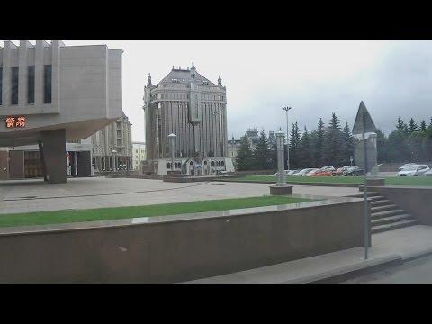 . Казань. Экскурсия по столице Татарстана на автобусе