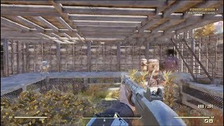 Fallout 76: Indoor Farm Protect Yourself Better At Your Camp