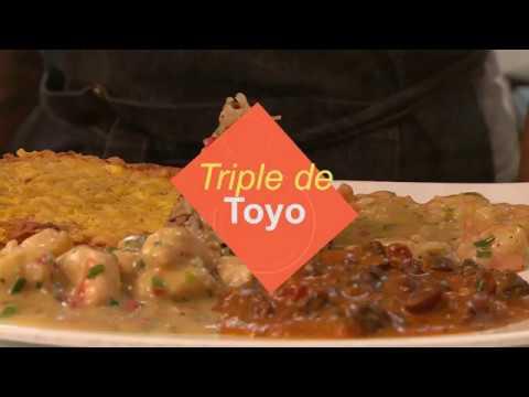Triple de Toyo