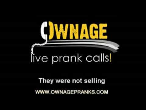 Ownage Pranks - Xbox LiVE Customer Support Prank Call *GTA4*
