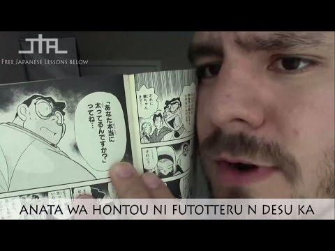 Learn Japanese through Manga - Lesson 1