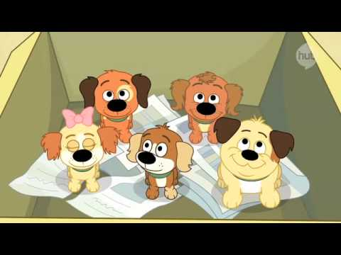 Pound Puppies The Hub Youtube