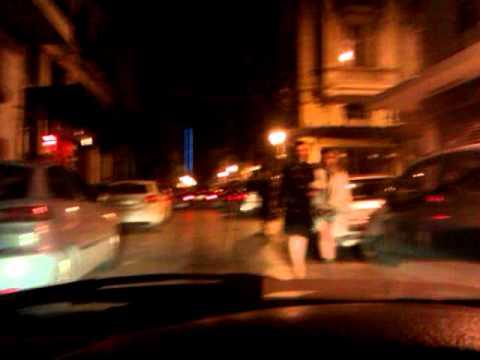 Saturday night - Thessaloniki streets