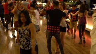 Zouk SEA 2016 Social Dances  Mathilda and Alex in Salsa ~ video by Zouk Soul