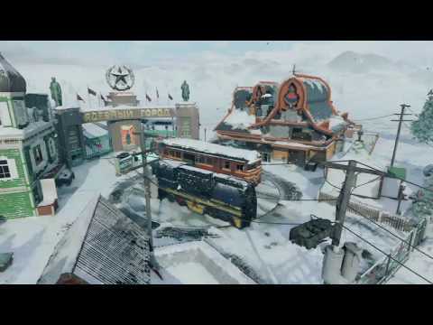 Call of Duty Black Ops 4 - Multiplayer Gameplay Nuketown - vs higher ranked players