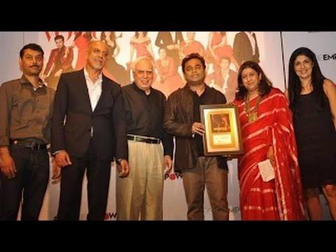 Raunaq Music Album Launch | Kapil Sibal & A R Rahman