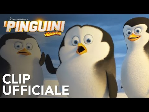 I carini e coccolosi pinguini di Madagascar - Clip Ufficiale | Fox Cinema Family |
