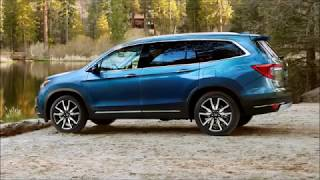2019 Honda Pilot - The Best Interior, Exterior and Drive - FIRST LOOK!