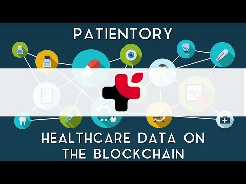 PATIENTORY | Healthcare data on the blockchain