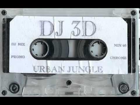 DJ 3D - Urban Jungle (Side A)
