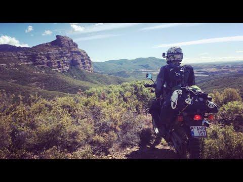 Traversée des Pyrénées Offroad Transpyrénéenne Transpyrenean Vibraction RB5 Yamaha XT600 XT 600