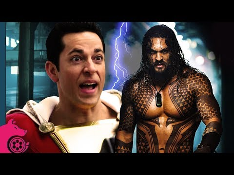 Aquaman And Shazam Look SO DIFFERENT (SDCC Trailer Analysis)