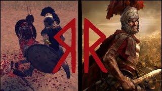 Total War Rome II: Achilles vs 18 Generals ft. Leonidas, Alexander, & Ajax