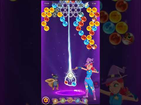 Bubble Witch 3 Saga Level 1162 ~ No Boosters