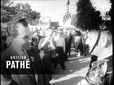 Us - Nixon Woos Texas (1959)