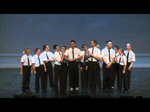 Tom Ragen Turn It Off From The Book Of Mormon Village Full Time 2014 Youtube