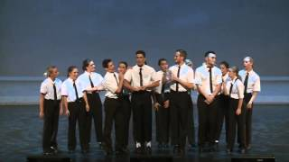 Tom Ragen - Turn It Off (from The Book Of Mormon) - Village Full Time 2014