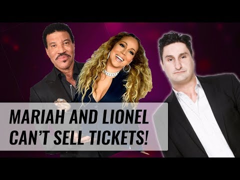 Mariah Carey and Lionel Richie Can't Sell Concert Tickets! | Naughty but Nice