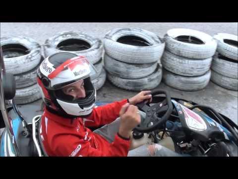 F1 Fans Kart Challenge Athens 2015 - race 10 - Group 1