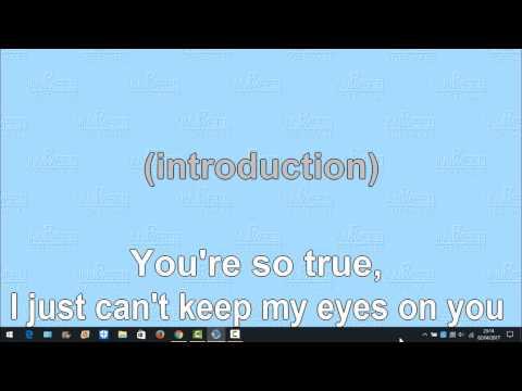 You're so True-Karaoke