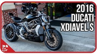2016 Ducati XDiavel S | First Ride