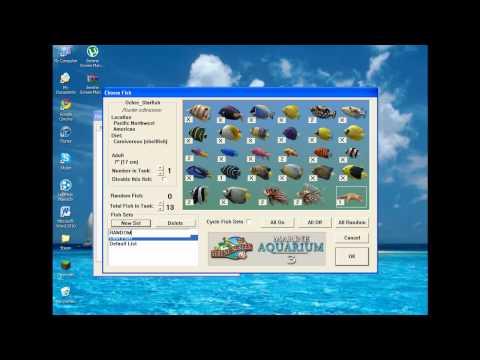 marine aquarium 3 screensaver keygen