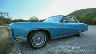 Exhaust sound of 1970 Buick Electra 225 Custom