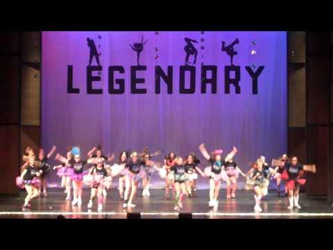 DFC RECITAL 2010 Finale Lets Go Crazy