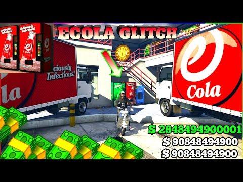 Gta 5 Ecola Money Glitch Millions Under 5 Minutes