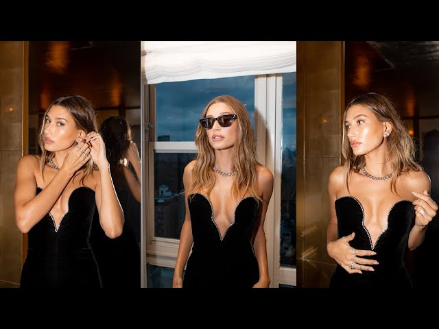 Hailey Rhode Bieber: Getting Ready for The Met Gala 2021: Get Ready with Me
