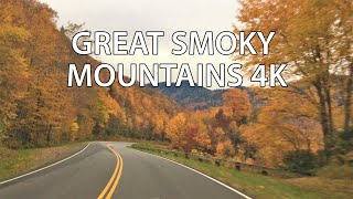 America's Most Visited National Park! - Fall Colors - Great Smoky Mountains - Scenic Drive