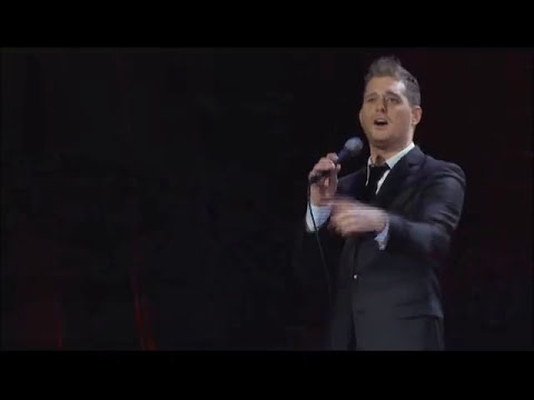 Michael Bublé - I've Got The World On A String at Madison Square Garden [Live]