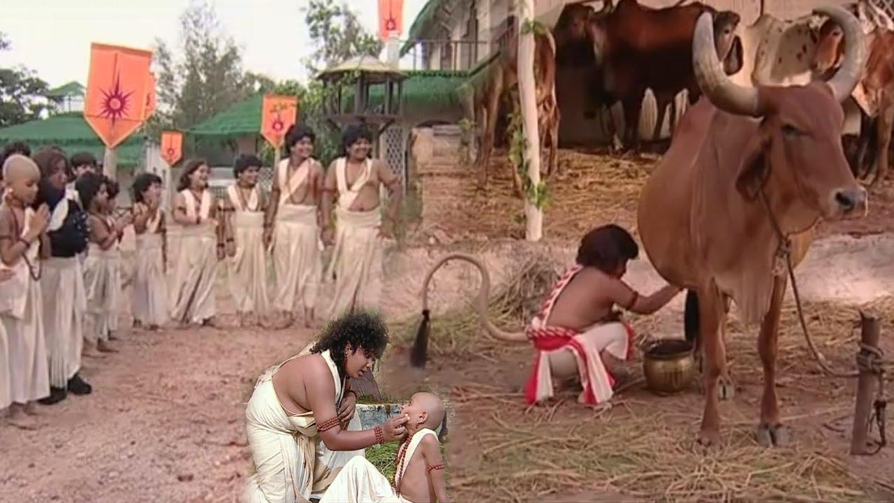 मारुती को तो हम दंड दिलाकर ही रहेंगे - हनुमान के बचपन की कहानी - Hanuman Leela Bhakti Video