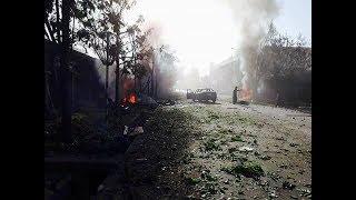 Blast Rocks Kabul City Close to Mohaqiq's House