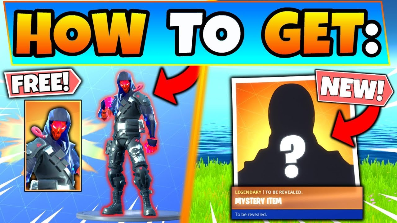 How To Get The Secret Skin In Fortnite Chapter 2 New Battle Pass Update In Battle Royale