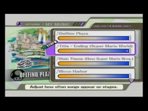 Super Smash Brothers Brawl - Custom Music