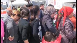Sin información en los campos de refugiados de Grecia