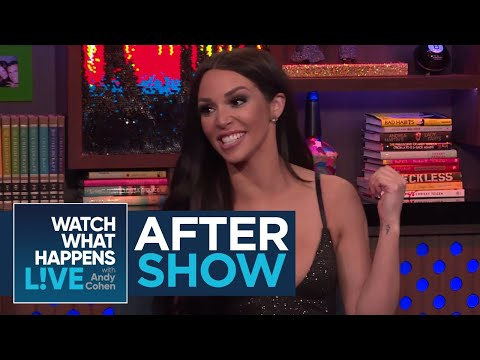 After Show: Scheana Shay's Ex Calls In LIVE! | Vanderpump Rules | WWHL