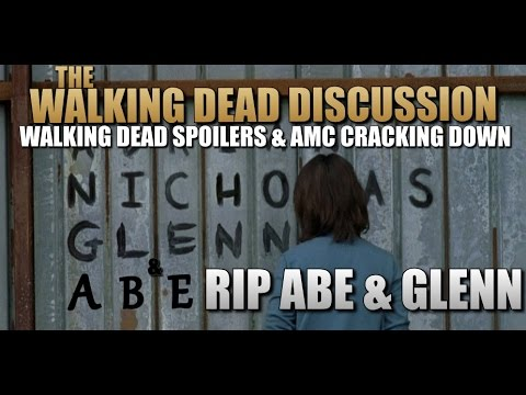 The Walking Dead Season 7 Spoilers 2 Lucille Victims And AMC Cracking Down On Youtube TWD News