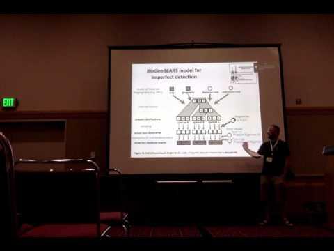 Matzke: Phylogenetic biogeography of fossil Canidae