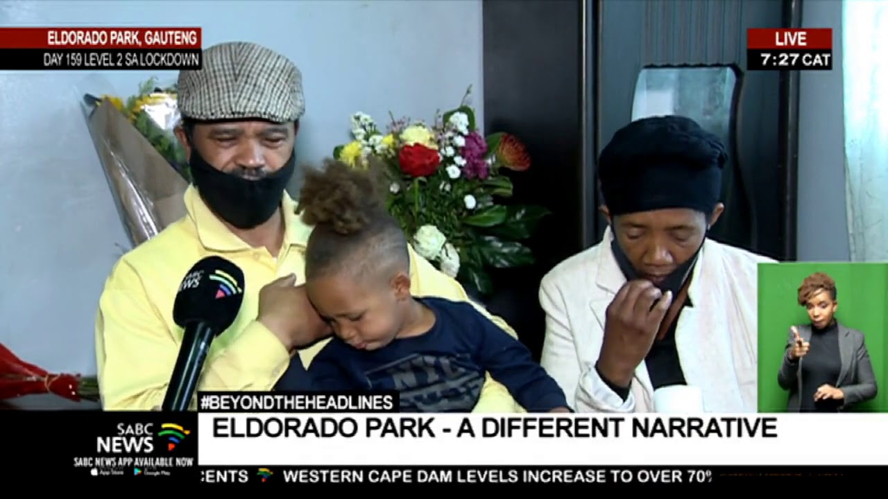 Download Eldorado Park: A different narrative