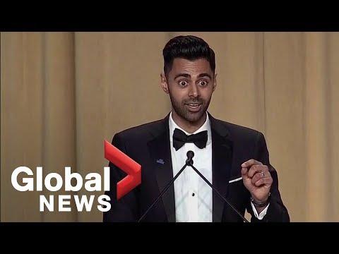 Daily Show's Hasan Minhaj White House Correspondents' Dinner full monologue