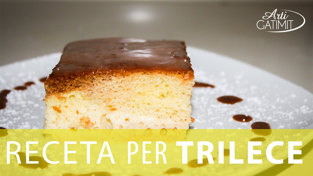 Video Receta per Trilece - nga Artigatimit.com - YouTube